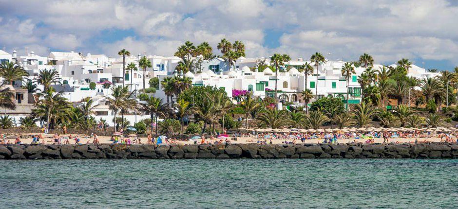 Traslados aeropuerto Lanzarote a Costa Teguise